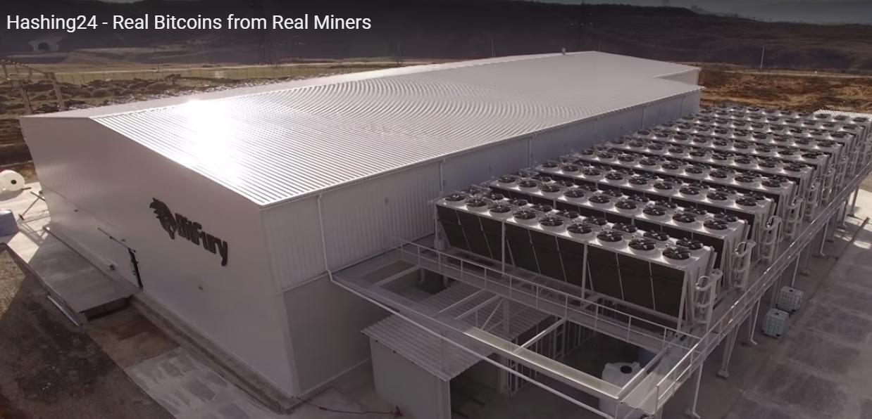 Mining施設